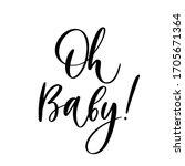 Oh Baby. Baby Shower...