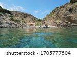 Mediterranean Sea  Small Rocky...