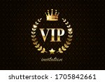vip abstract quilted background ... | Shutterstock .eps vector #1705842661