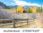 Barn Ranch Barn Outside Aspen...