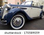 imperia  italy   october 19 ... | Shutterstock . vector #170589059