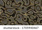 metallic repeated spots vector... | Shutterstock .eps vector #1705940467
