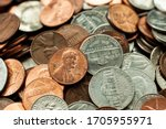 Pennies  Nickels  And Quarters...