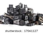 letter blocks for lead...   Shutterstock . vector #17061127