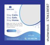 corona virus covid 19  social...   Shutterstock .eps vector #1706138587