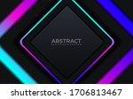 modern gradient bright and dark ...   Shutterstock .eps vector #1706813467