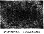 black and white grunge texture. ... | Shutterstock .eps vector #1706858281