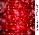 vector happy valentine's day... | Shutterstock .eps vector #170686019