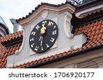 Hebrew Clock That Runs...