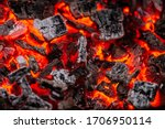 Hot White And Black Coals...