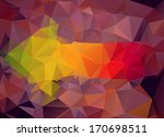 stock vector abstract... | Shutterstock .eps vector #170698511