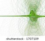 green dream | Shutterstock . vector #1707109