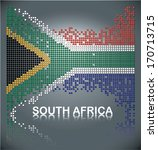 Flag Of South Africa From...