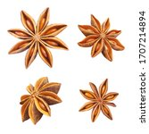 Set Of Delicious Star Anise ...