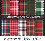 Christmas Plaid  Tartan...