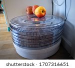 Apples On A Food Saver Ready T...