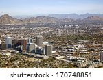 Midtown Skyline Of Phoenix ...