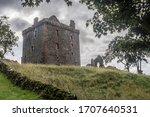 Balvaird Castle Ruin In...