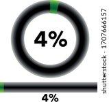 circle percentage diagrams 4 ...