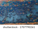 Detail Of The Oxidation...