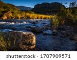 Injisuthi River With Foregroun...