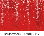 abstract  winter background... | Shutterstock .eps vector #170810417