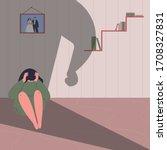 Domestic Violence Concept...