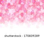 cherry background | Shutterstock .eps vector #170839289