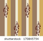 vector seamless pattern in ... | Shutterstock .eps vector #170845754