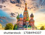 St. Basil\'s Cathedral Ancient...