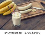 fruit smoothies | Shutterstock . vector #170853497
