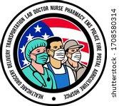mascot illustration of american ...   Shutterstock .eps vector #1708580314