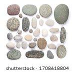 Set Of Various Sea Stones....