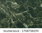 Texture Of Dark Green Marble...