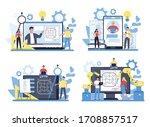 engineeering online service or...   Shutterstock .eps vector #1708857517