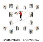 covid 19 virus spreading...   Shutterstock .eps vector #1708900267
