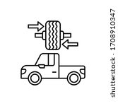 balancing wheel  car repair...