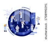 disinfection services   deep...   Shutterstock .eps vector #1708990291