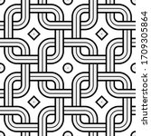 vector illustration of a viking ...   Shutterstock .eps vector #1709305864