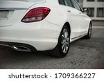 Compact White Executive Car ...