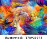 colors in bloom series.... | Shutterstock . vector #170939975