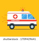 The Ambulance Goes To The Call...
