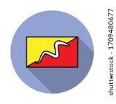 national flag of bhutan in...