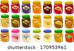 vector illustration of various... | Shutterstock .eps vector #170953961