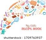 Recipe Book Cover Template....