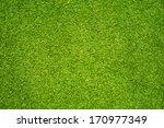 green grass for background... | Shutterstock . vector #170977349