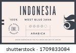 minimal label. typographic... | Shutterstock .eps vector #1709833084
