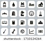 oil industry or offshore oil... | Shutterstock .eps vector #1710124264