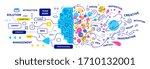 vector creative illustration of ... | Shutterstock .eps vector #1710132001