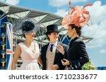 Ascot  Uk   16 June 2015 Guests ...